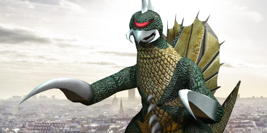 Godzilla: Destroy All Monsters Melee (Gamecube) - News Roundup