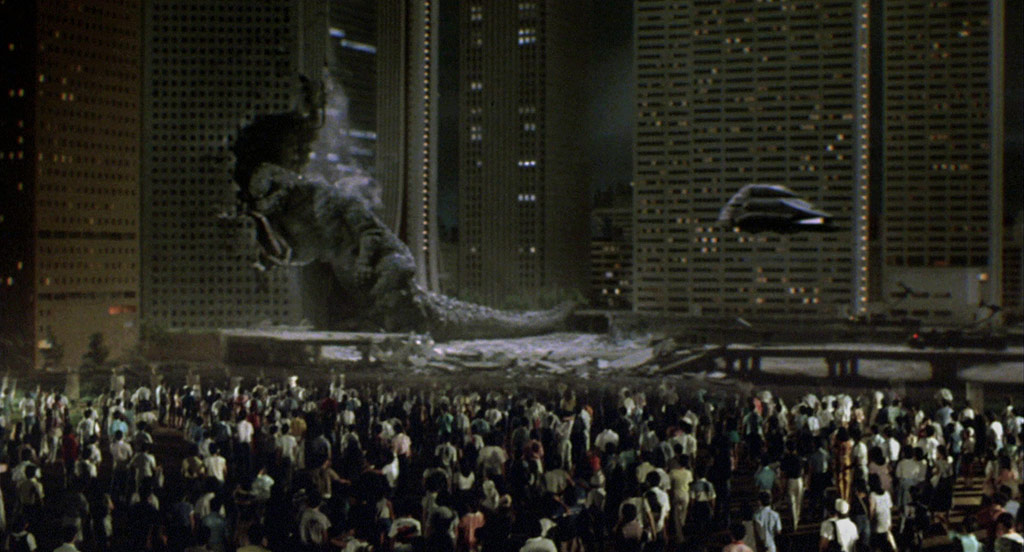 7 Things Godzilla 1985: Making Tokyo Actually Seem Evacuated