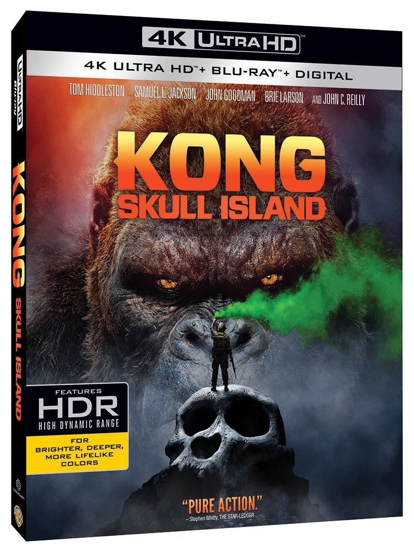 Kong Skull Island News Roundup - UHD