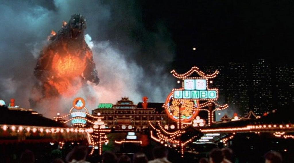 Godzilla vs. Destoroyah, dir. Takao Okawara