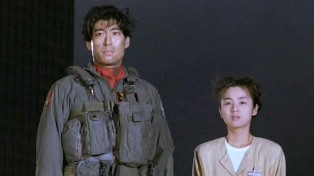 Godzilla vs. MechaGodzilla II, dir. Takao Okawara