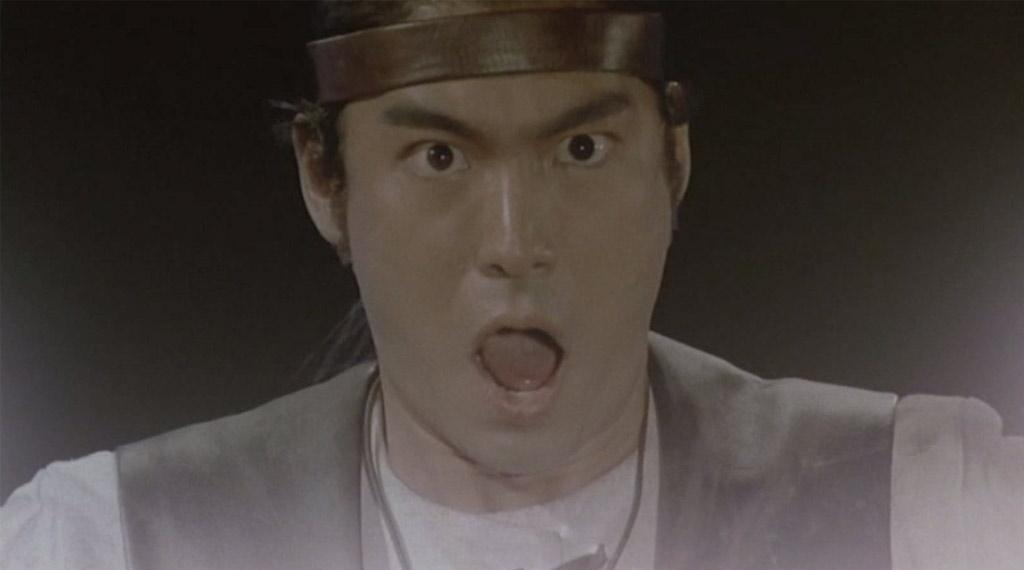 Masahiro Takashima in Yamato Takeru, dir. Takao Okawara