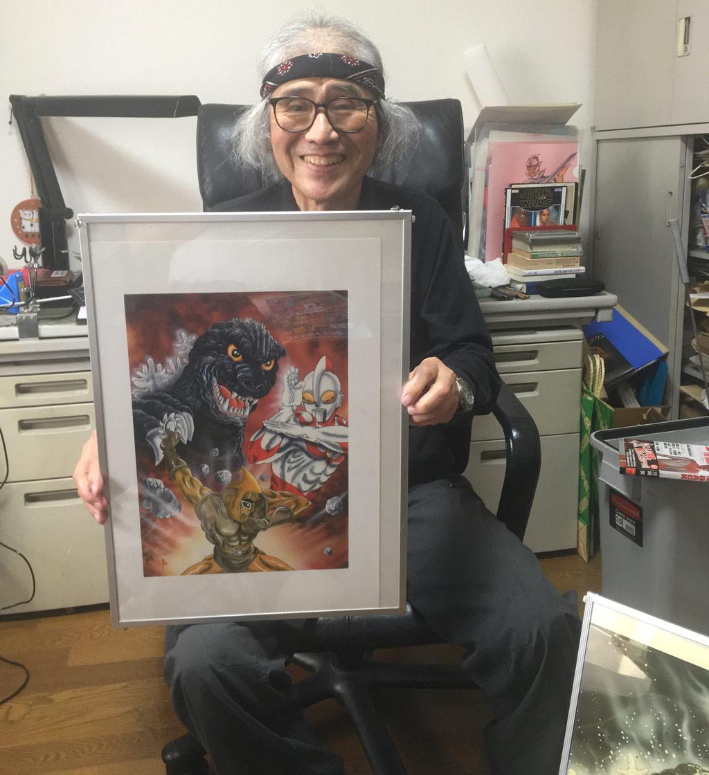 Daiji Kazumine Interview
