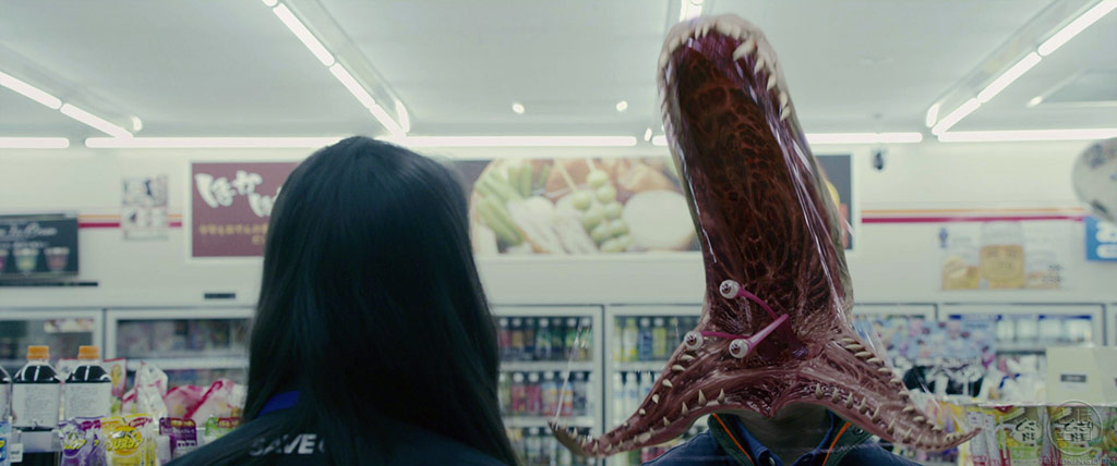 Toho Film Recommendations for Halloween: Parasyte