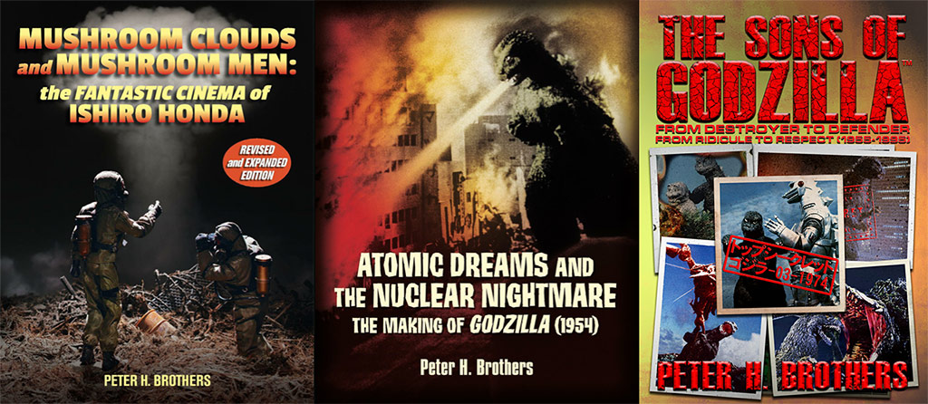 The books of Peter H. Brothers