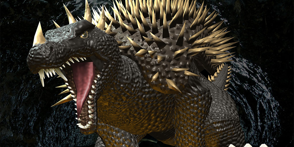 Godzilla Pipeworks Video Game Trilogy Memories