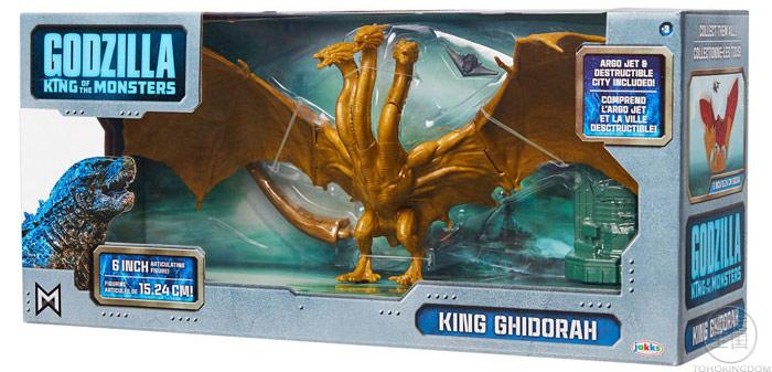 6 inch King Ghidorah