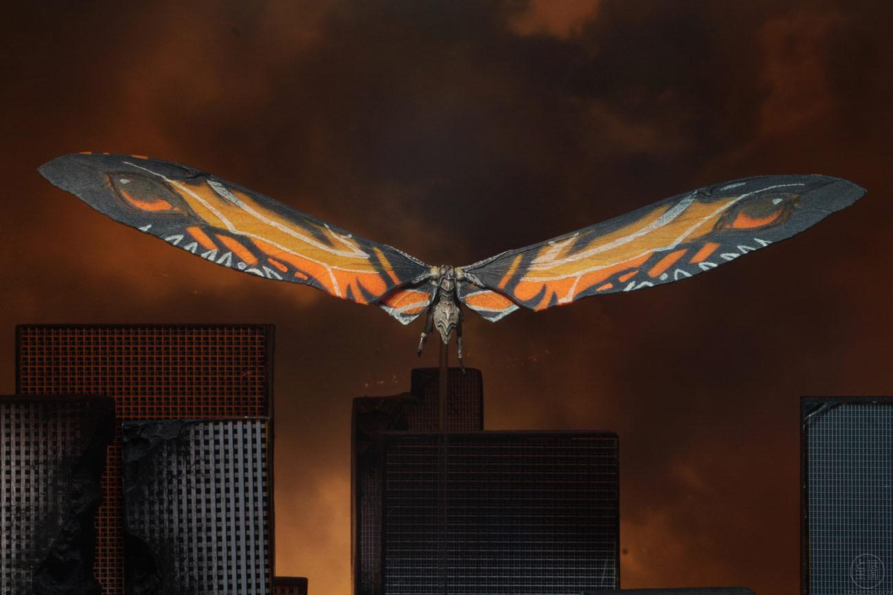 NECA Godzilla V2 (2019) & Rodan (2019) Reveals - Toho Kingdom