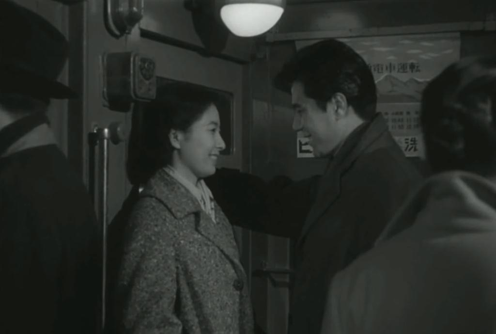 Yumi Shirakawa and Hiroshi Koizumi