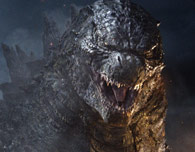 Godzilla (Legendary) vs. Kamacuras: Winner