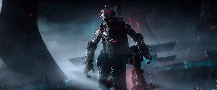 "Mechagodzilla from ""Ready Player One"" (2018)"