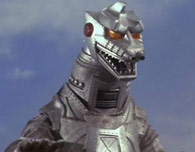 Mechagodzilla (Showa) & MOGUERA vs. Zone Fighter: Winner
