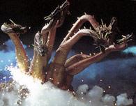 Godzilla (Heisei) vs. Orochi: Winner