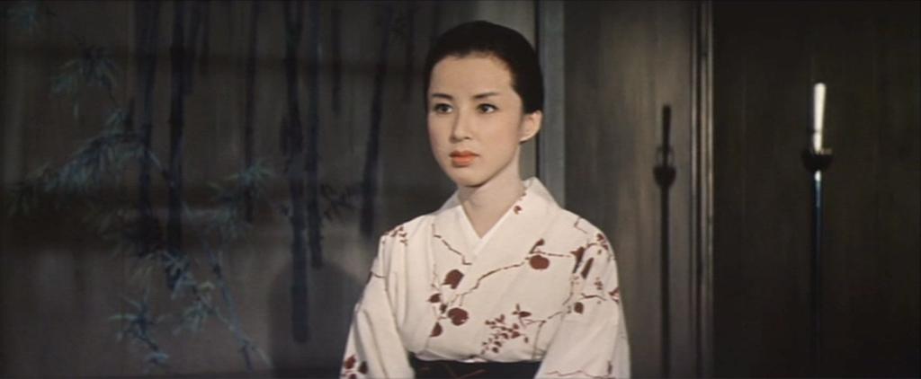 Kaoru Yachigusa in The Human Vapour