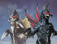 King Caesar vs. Gigan: Draw