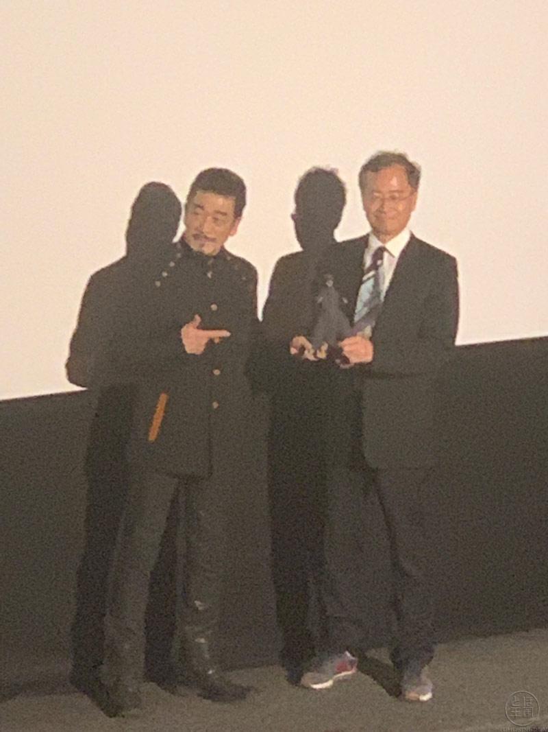 Shunsuke Kaneko and Ryudo Uzaki
