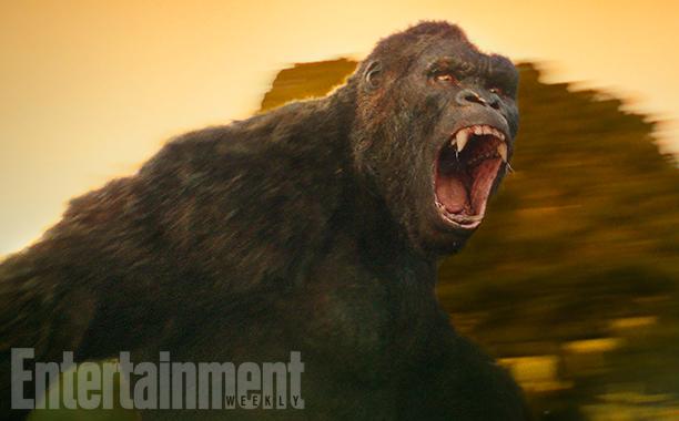 Kong Skull Island News Roundup