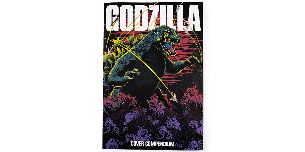 GodzillaCover Compendium Book