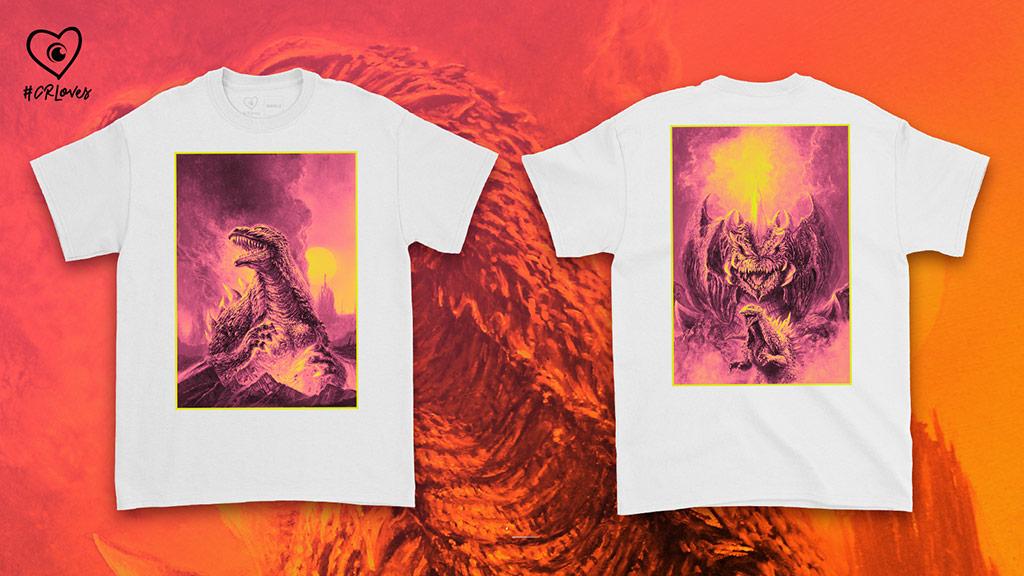 GodzillaCataclysm Destruction T-Shirt