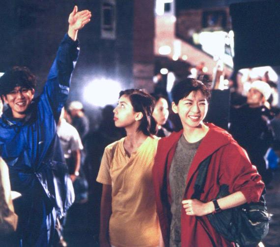 Ayako Fujitani and Shinobu Nakayama
