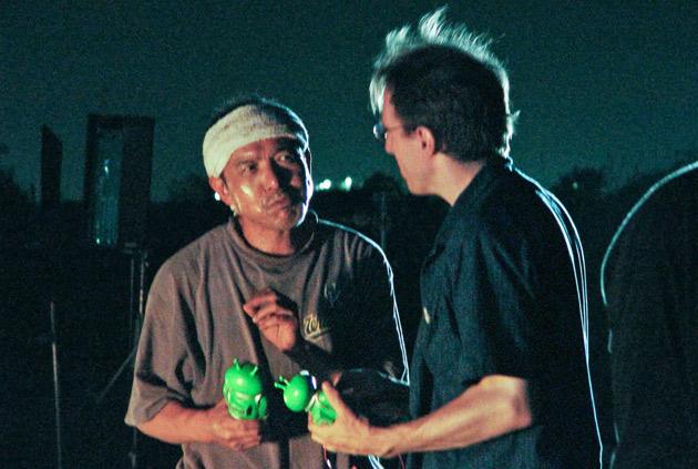 Yukijiro Hotaru and Norman England, The iDol