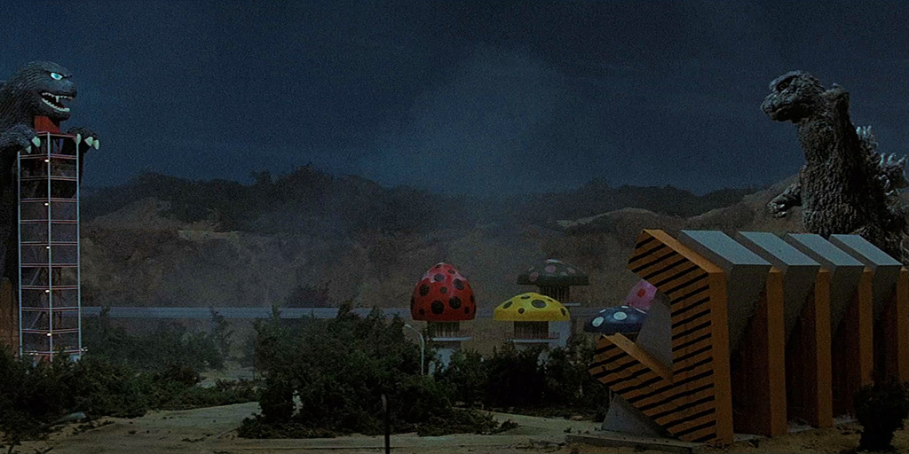 Godzilla Tower