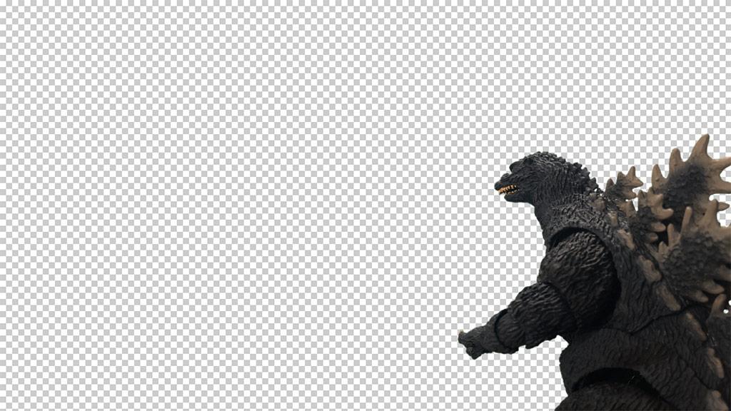 Godzilla from Godzilla vs. Bambi