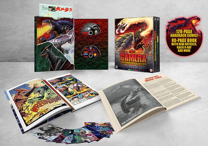 Interview: James Flower - The Gamera Collection