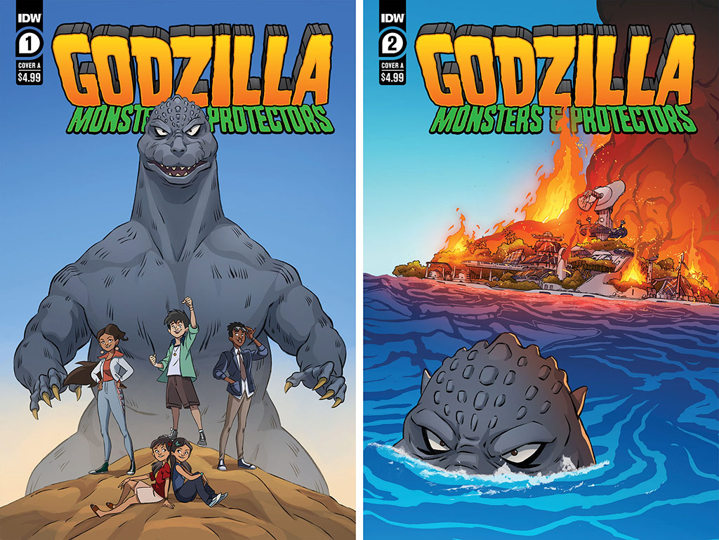 Godzilla: Monsters & Protectors