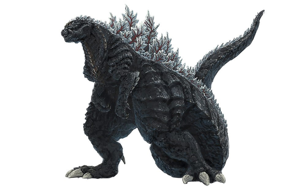 Godzilla from Godzilla Singular Point