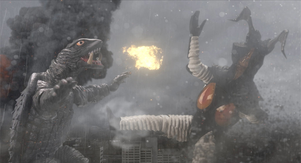 Making Godzilla, Zetton and Gamera