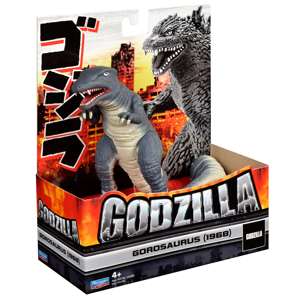 Gorosaurus 1968 Toy