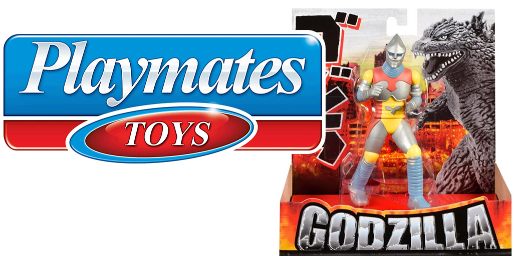 Godzilla Playmates Toys First Looks