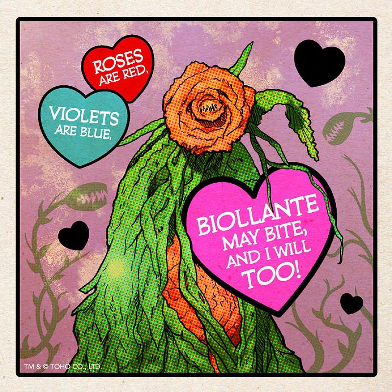 Biollante Card