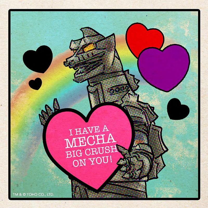 Mechagodzilla Card