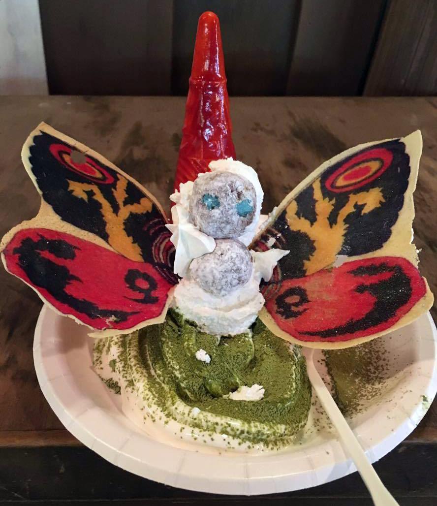 Mothra Imago Food Item