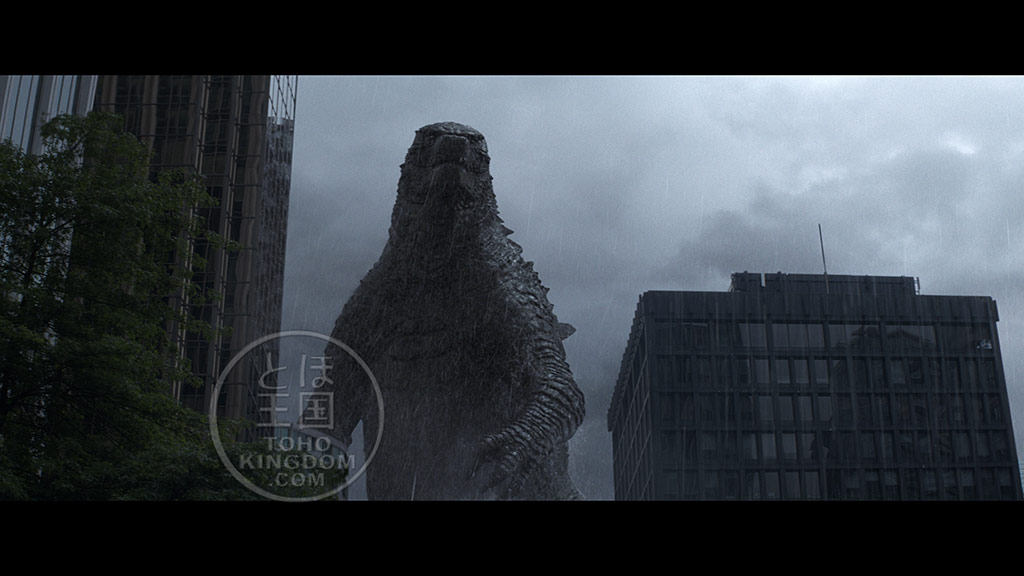 Still from Godzilla 2014 4K Ultra HD Release