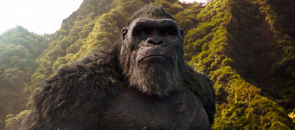 """KONG in Warner Bros. Pictures' and Legendary Pictures' action adventure """"GODZILLA VS. KONG,"""" a Warner Bros. Pictures and Legendary Pictures release."""