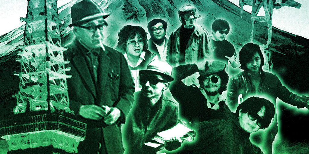 Japanese Special Effects Cinema: Godfathers of Tokusatsu