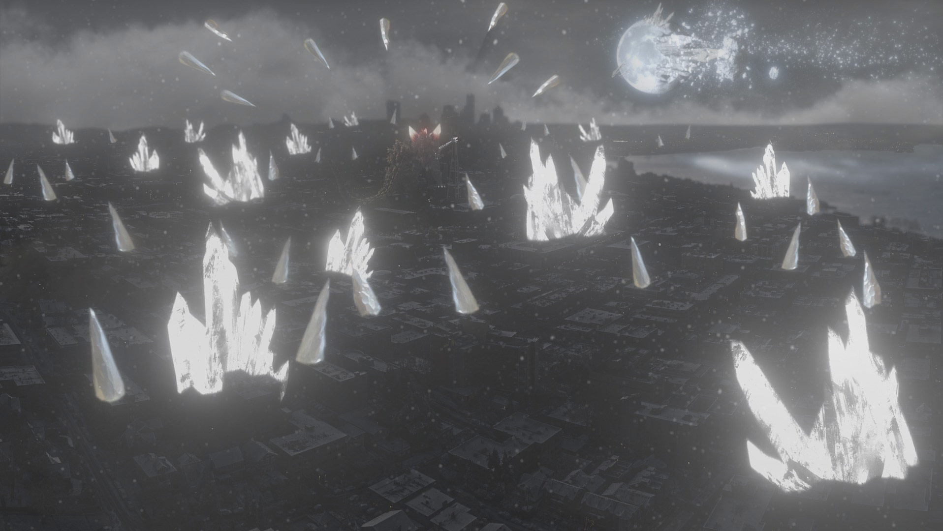 Making Space Godzilla: Prodigal Son
