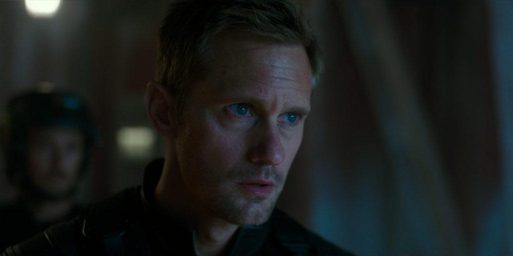Dr. Nathan Lind (Alexander Skargard)