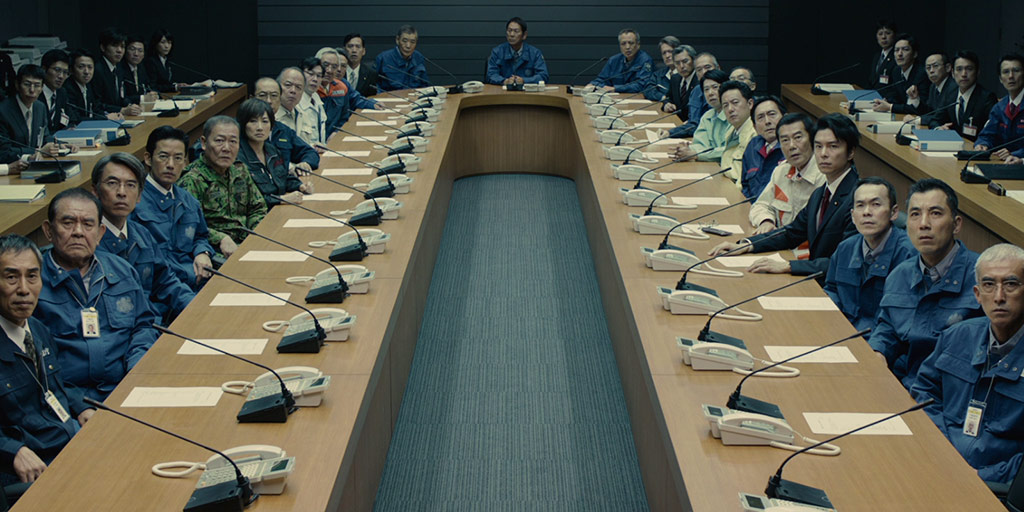 Cast of Shin Godzilla