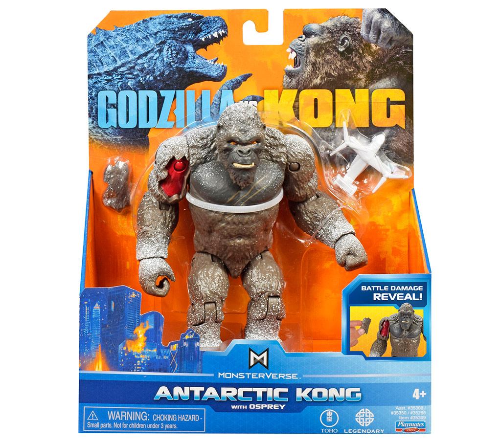 Unveil: Playmates Toys' Antarctic Kong