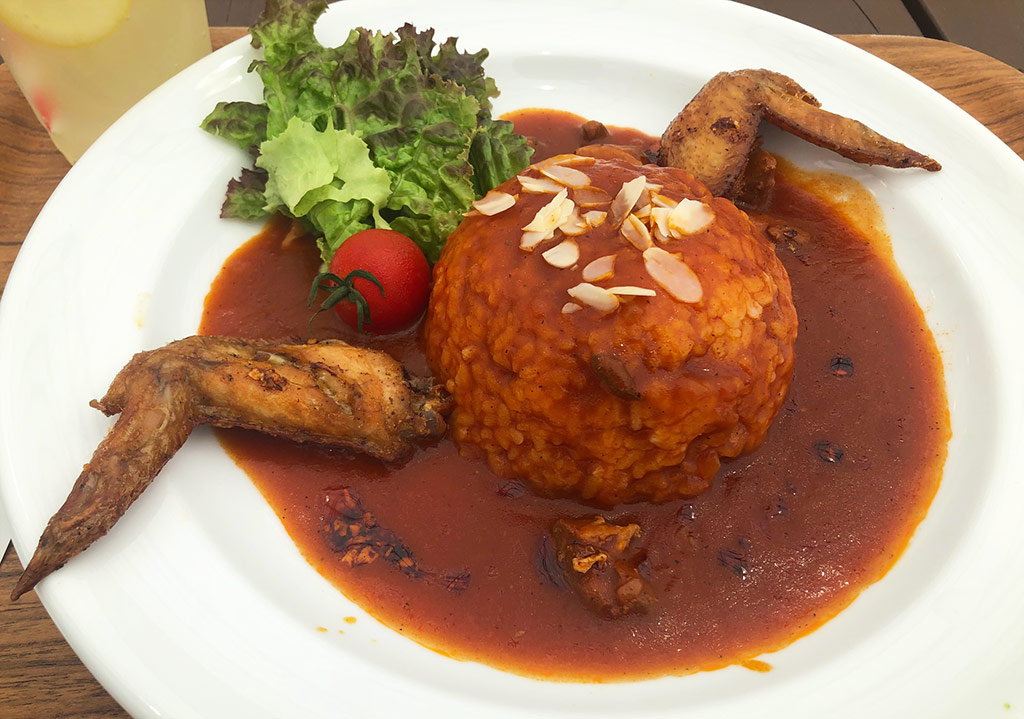 Rodan Curry