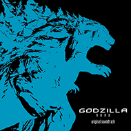 CD: Godzilla: Planet of the Monsters - Original Soundtrack